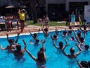 Entertainers fitness to Lanzarote