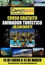 Formación: Curso gratuito de animador turístico en Lanzarote, por Gestiocio