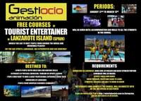 Tourist Entertainer Course 2017